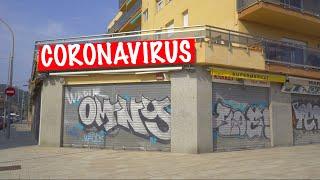 Испания Школы закрыты На Карантине. Коронавирус в Испании
