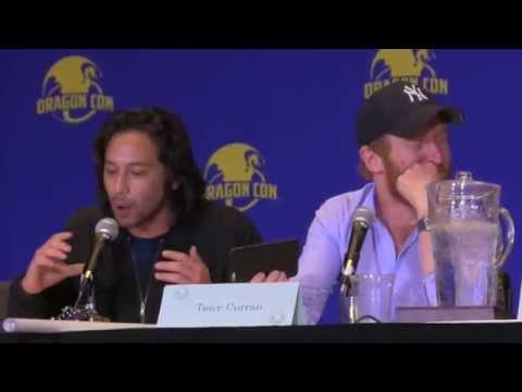Hysterical! Jesse Rath Imitating Arnold Schwarzenegger Having Sex. Defiance Panel Dragon Con