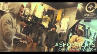 Caps Urbanwear Presents : Smif&Wesson (Dah Shinin) Cypher