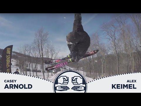 SLVSH || Alex Keimel vs. Casey Arnold || Seven Springs