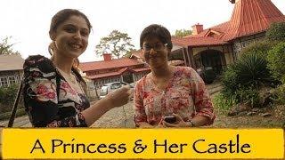 Royal Heritage Tripura Castle Hotel    Shillong