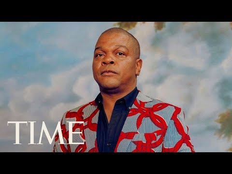 Kehinde Wiley On President Obama's Official Portrait: 'This Is The Real Thing' | TIME 100 | TIME