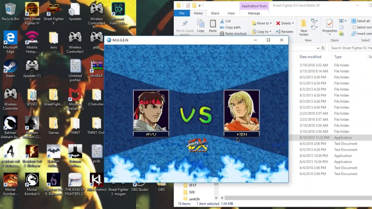 How To Build Your Own Mugen Game - Screenpack, Characters, Stages