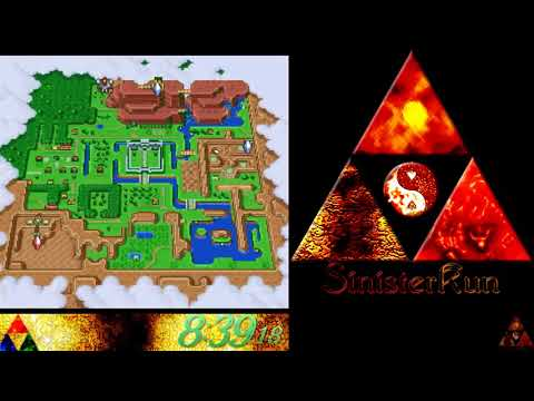 Sinister Teaches: A Legend of Zelda: A Link to the Past (1)- Standard Basics Plus Run