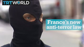 New French anti-terror law could unfairly target Muslims