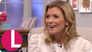 Corrie's Jane Danson On Leanne's Baby Bombshell | Lorraine