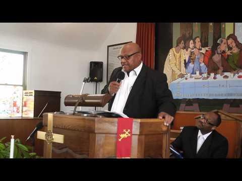 New Hope Missionary Baptist Church - 08/31/2014 - Minister Greg Daniels