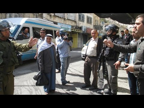 Racial Profiling Policies Israeli Style