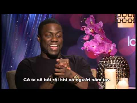 ABOUT LAST NIGHT interview with Kevin Hart & Regina Hall