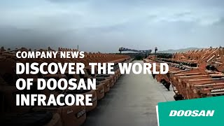 Introduction of Doosan Infracore Thumbnail