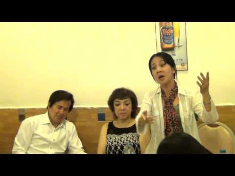 CailuongSo.com-Giao luu NS Hoai Thanh, Do Quyen-NS Thy Phuong gop vui VN