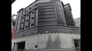건물 500평대 지상5층 숙박시설(모텔) 경매물건