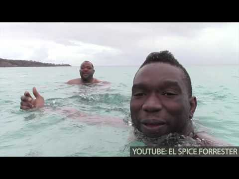 Foreigner On Grand Anse Beach Easter 2016 Grenada TOUCH-UP TV