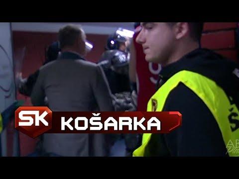 Dusko Vujosevic se potukao sa navijacem Crvene zvezde