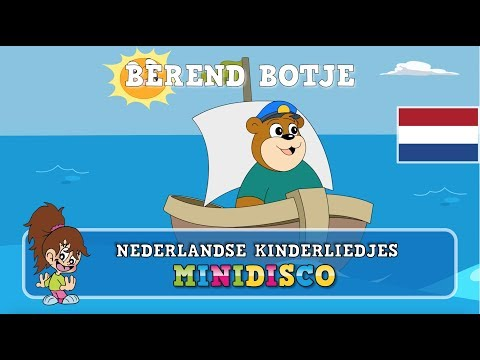 Kinderliedjes | Tekenfilm | BEREND BOTJE | Minidisco