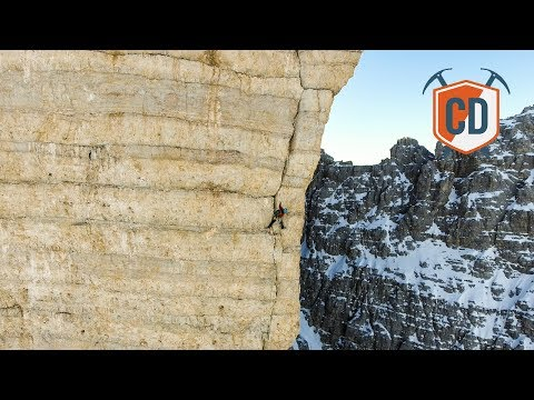 This Exposure Will Make You Sweat | Climbing Daily Ep.956