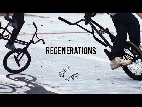REGENERATIONS  / BMX Flatland Short Film