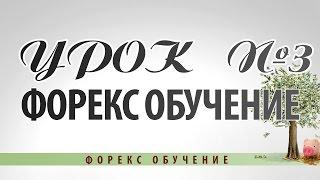 УРОК №3 Видео Обучение ФОРЕКС!!!