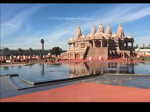 Shri Swaminarayan Mandir, Chino Hills, California!