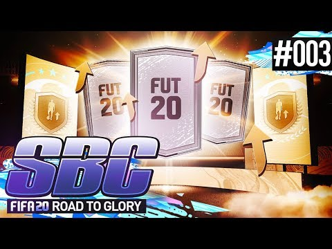 WHEN TO USE BRONZE UPGRADE PACKS! - #FIFA20 LEAGUE SBC TO GLORY! #03 Ultimate Team