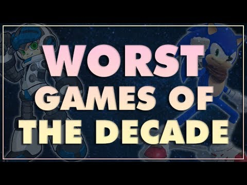 Top 10 Most Disappointing Games of the DECADE (20102019)