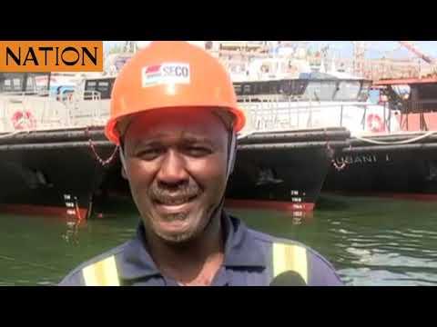 Mombasa based shipyard company assembles three pilot boats