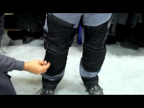 Prima Blaklader X1600 Work Pants - YouTube PZ-27