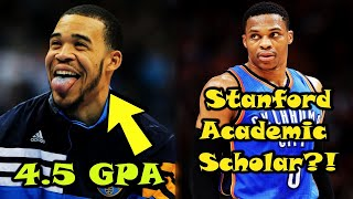 How SMART Are NBA Players Academically?