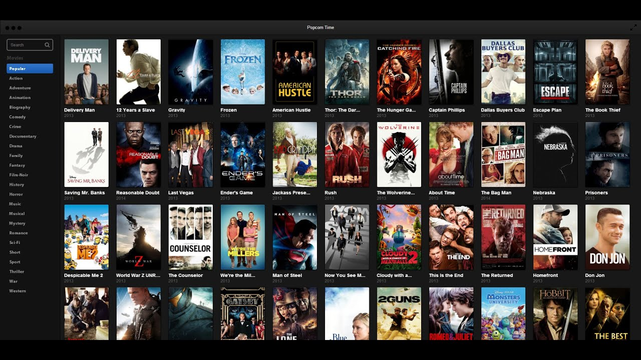 HOW to Download movies and series from Popcorntime FREE ...