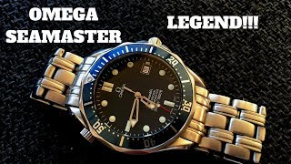 5 Top Reasons To Love The Omega Seamaster 2531.80 And Why You Need To Buy It