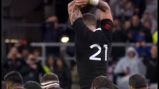 National Anthems (& Haka) - England vs New Zealand [EOYT18]