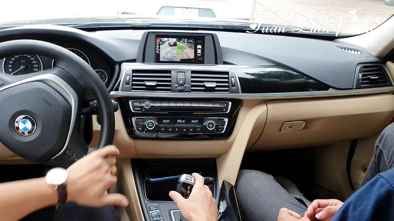Lái Thử BMW 320i Mới Nhất 2019 Đối Thủ Của Mercedes Benz Dòng C với 2.0 Turbo 184 HP