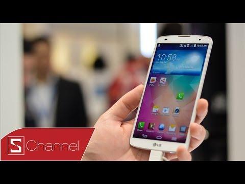 Schannel - Mở hộp LG G Pro 2 : Màn hình 5,9 inch Full HD, RAM 3 GB, pin 3.200 mAh -- CellphoneS