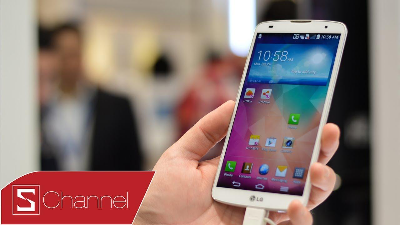 Schannel – Mở hộp LG G Pro 2 : Màn hình 5,9 inch Full HD, RAM 3 GB, pin 3.200 mAh — CellphoneS