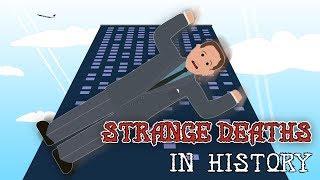 Strange Deaths in History (20th Century)