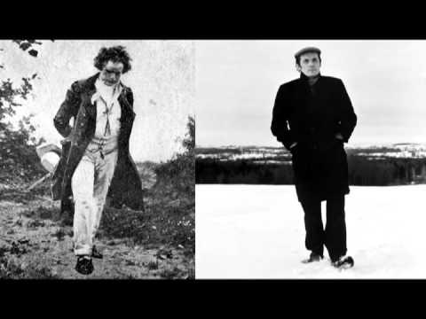 Beethoven's Hammerklavier Sonata played by Glenn Gould (5/5)