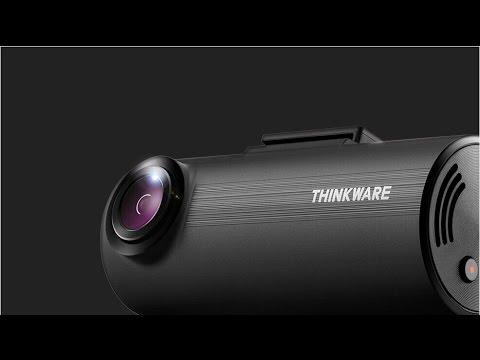 Подробный обзор видеорегистратора Thinkware Dash Cam F50
