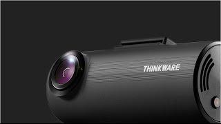 Обзор видеорегистратора Thinkware F770