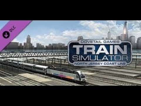 Train Simulator Bay Head-New York Penn Timelapse |