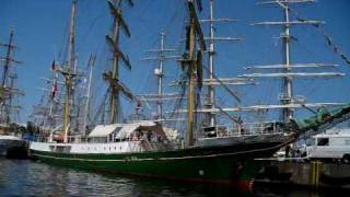 TALL SHIPS RACES 2009 GDYNIA - BASEN PREZYDENTA