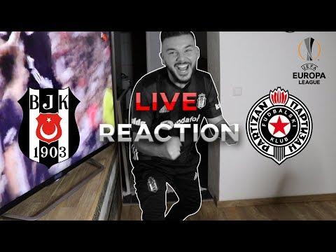 CanBroke | Europa League Qualifikation BJK - Partizan | Live Reaktion