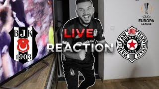 CanBroke | Europa League Qualifikation BJK - Partizan | Live Reaktion
