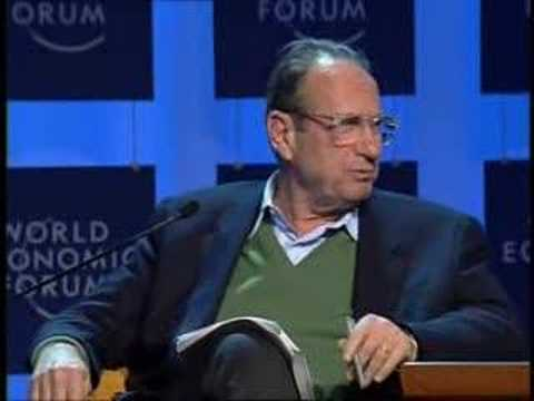 Davos Annual Meeting 2005 - Biological Threats to Societies