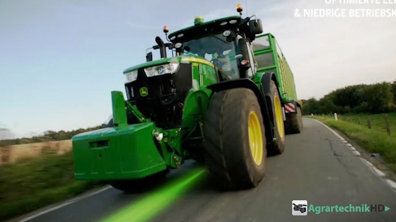 Agritechnica Special John Deere 7R & 8R