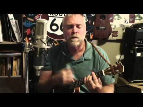 Living On Tulsa Time, Danny Flowers, cover, 173rd season of the ukulele