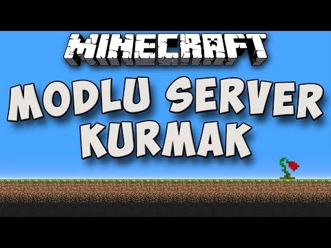 Minecraft Modlu Server Nasıl Kurulur ?