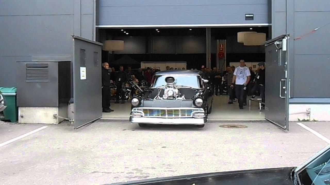 1500 HP '56 Fairlane Street Car - Burnouts & WalkAround