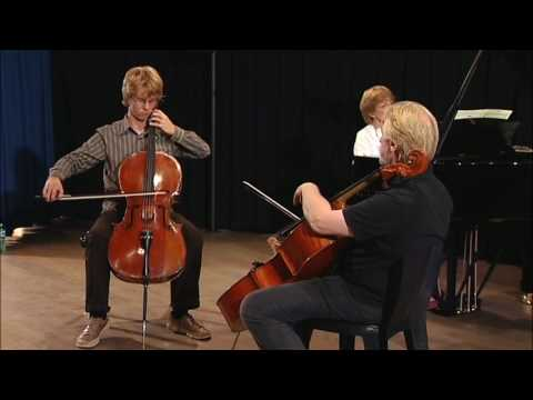 Schubert's Arpeggione Sonata explained by Frans Helmerson