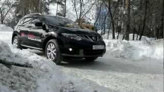 Тест-драйв Nissan Murano (AutoNavigator.ru)
