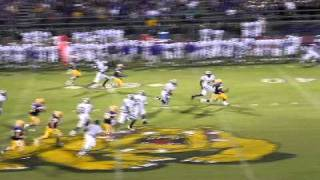 2010 Daniel Taylor Highlights Part 1 - Lutcher High School